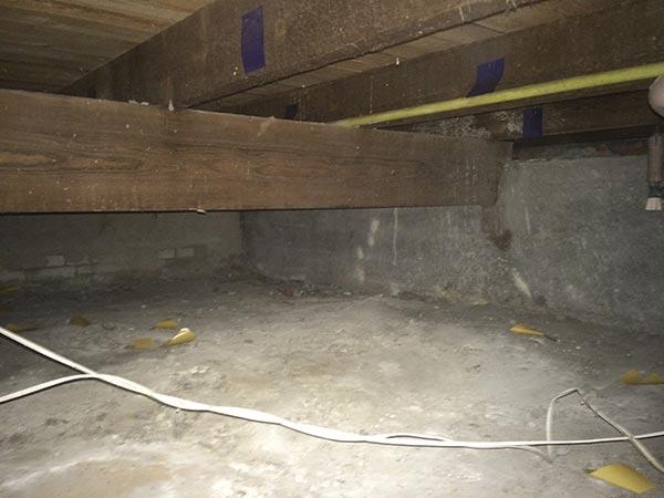 Houten vloer isoleren kruipruimte ~ vraag broa vloerisolatie