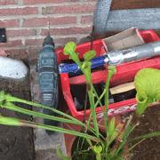 Kruipruimte ventilatie gat maken