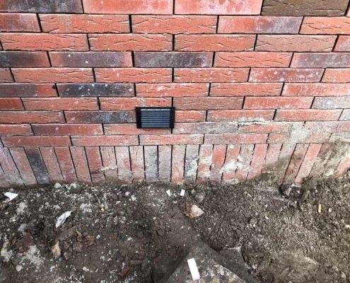 renovatie roosters kruipruimte ventilatie eindhoven