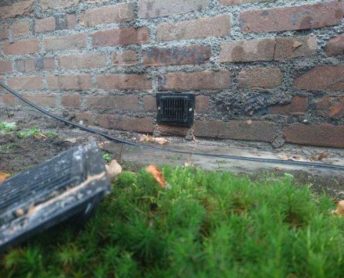 kaatsheuvel kruipruimte ventilatie