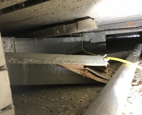Inspectie door BROA Vloerisolatie in Vlijmen