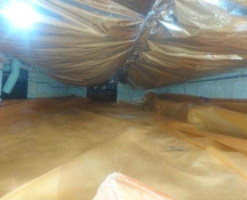 Kruipkelder ventilatie in Turnhout