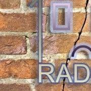 Radongas in kruipruimte