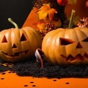 Halloween horrorkelder
