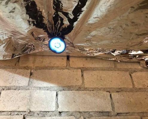 Vloerisolatie ventilatie