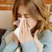 Verkoudheid door vochtproblemen in kruipruimte