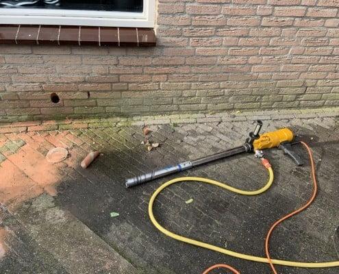 Kruipruimte vKruipruimte ventilatie in Zwolleentilatie Zwolle
