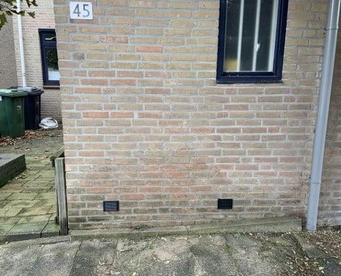 Kruipruimte isoleren en ventileren in Maastricht