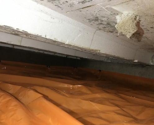 Vloerisolatie met betonnen vloer in Zeeland