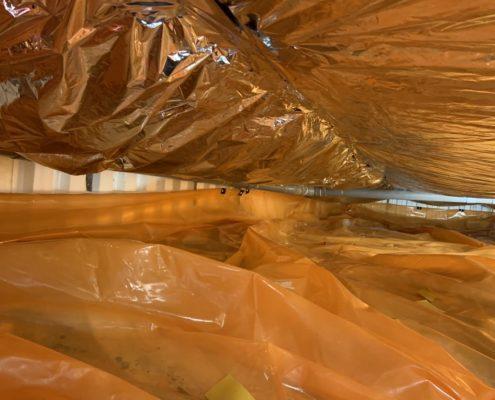Kruipruimte isolatie in Sint Maartensdijk