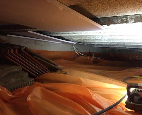 Lage energiekosten door vloerisolatie in Ridderkerk