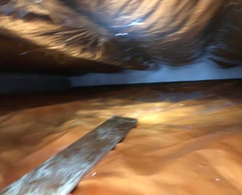 Warme vloer door vloerisolatie in Tilburg