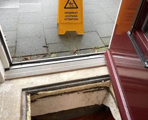 Milieuvriendelijk huis door vloerisolatie in Utrecht