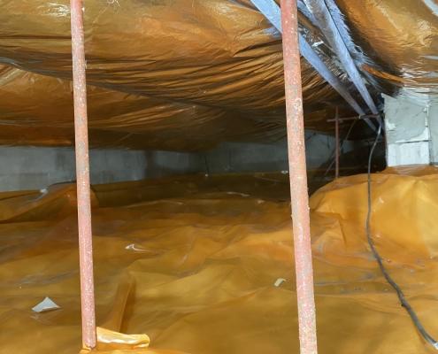 Vloer isoleren in Halsteren