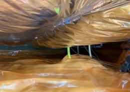 Milieuvriendelijk huis door vloerisolatie in Kekerdom