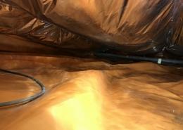 Lage energiekosten door vloerisolatie in Gouda