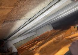 Warme vloer door vloerisolatie in Oud-Beijerland